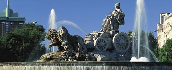 Visita panor mica de madrid excursion organizada madrid for Lugares turisticos de espana madrid
